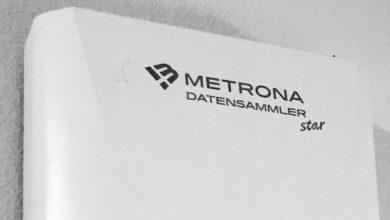 Datensammler - Brunata Rauchmelder Metrona