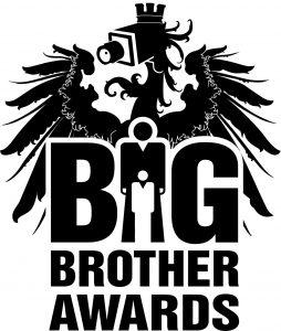 BigBrotherAward ©quintessenz