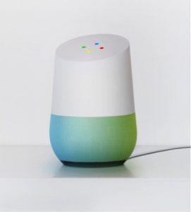 Mit Google Home kommt eine Wanze ins Haus © google