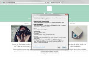 Cookie-Einstellungen im Internet Explorer verwalten