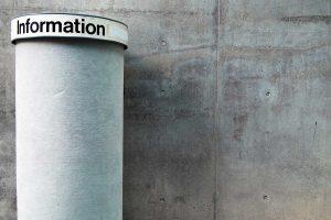 Eine leere Fläche: Wem gehören die Daten? ©AllzweckJack / photocase.de